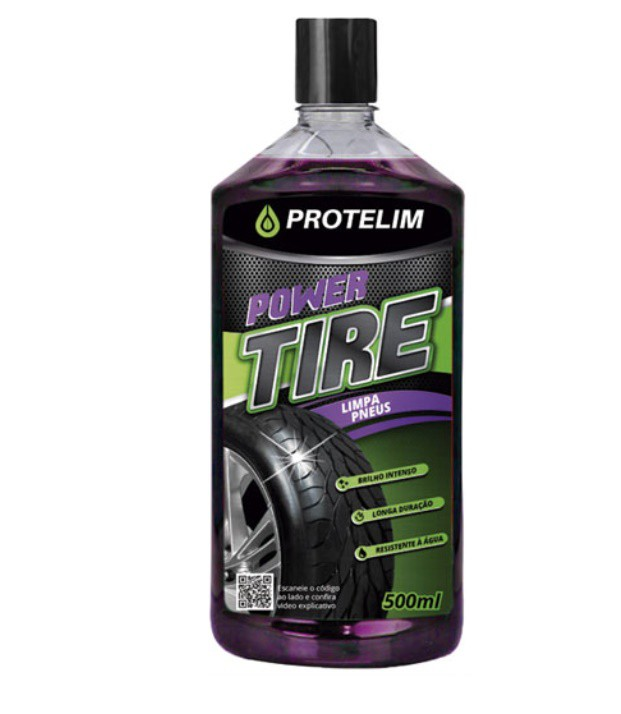 Selante de pneus Power Tire Protelim 500ML