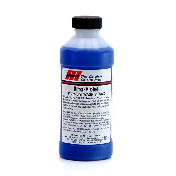 Shampoo com cera Malco Ultra Violet - 236 ML