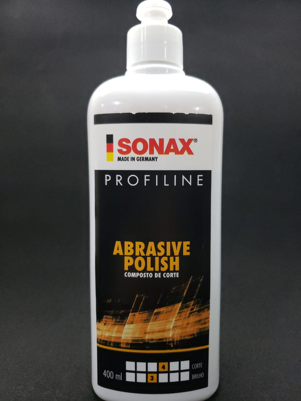 Sonax Abrasive Polish - Polidor Refino400gr