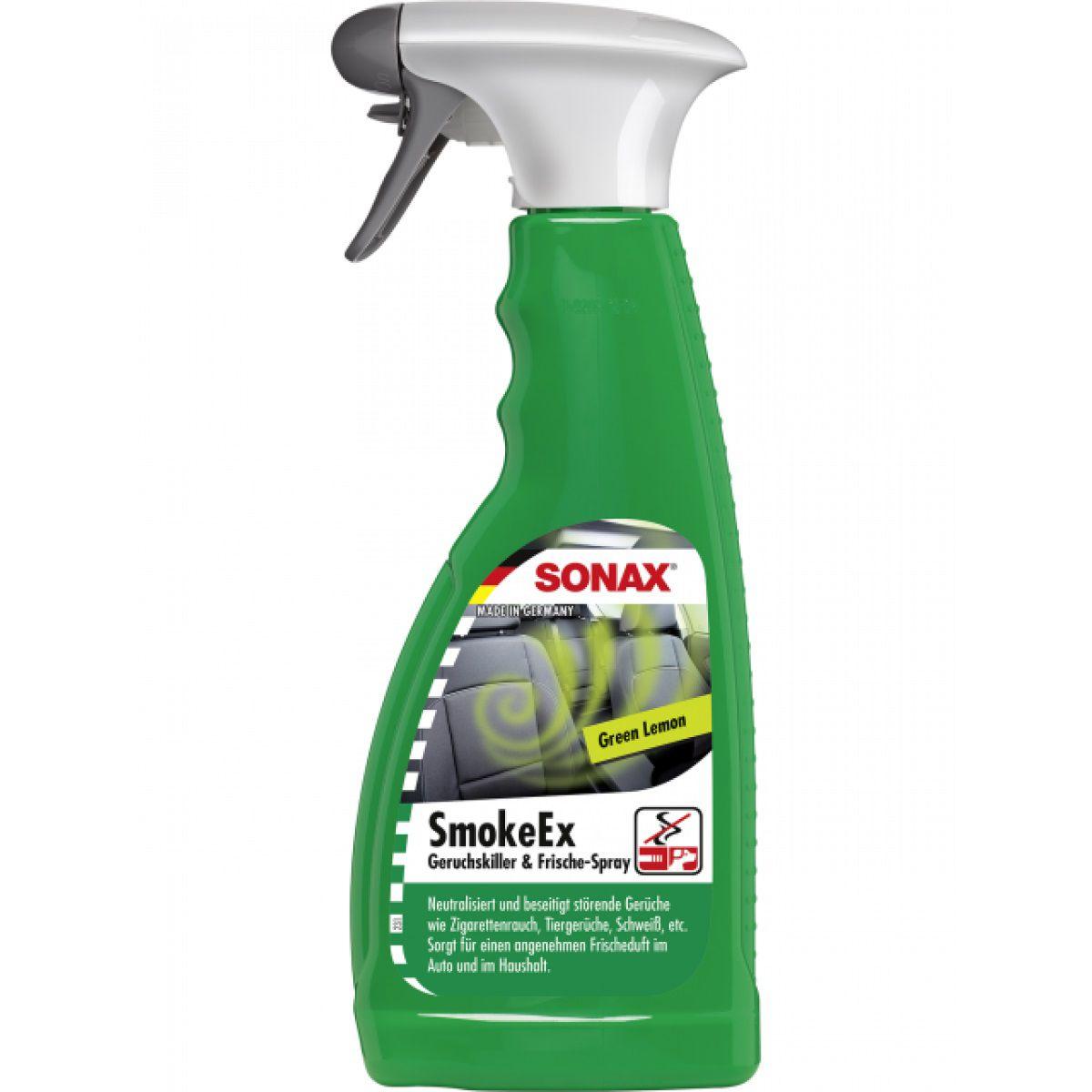 Sonax Desodorizador Smoke EX 500ML