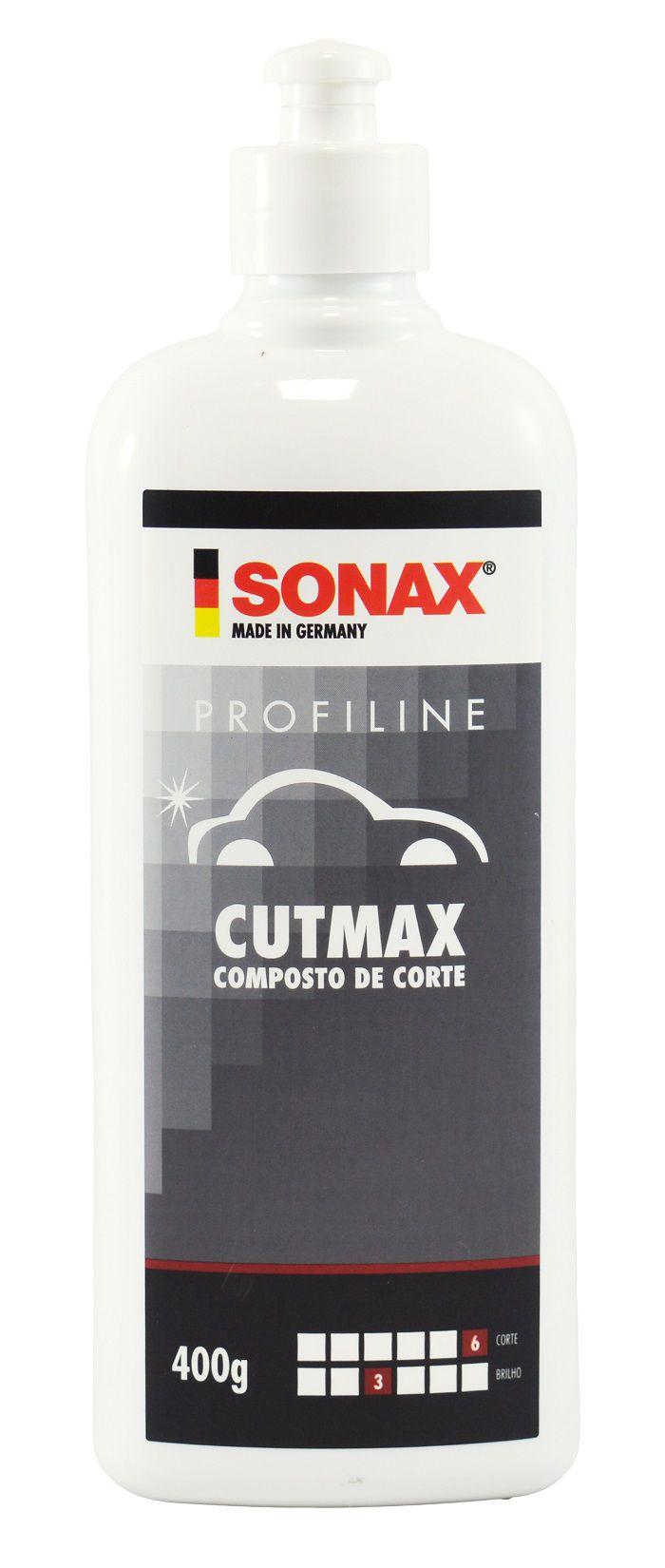 Sonax Profiline Composto Polidor de Corte Cutmax (400ml)