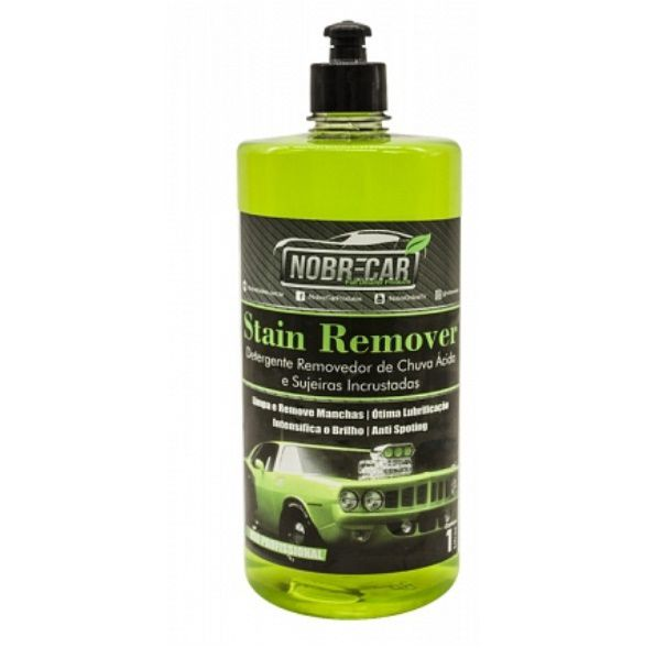 Stain Remover - Detergente Removedor de Chuva Ácida 1L - Nobre Car