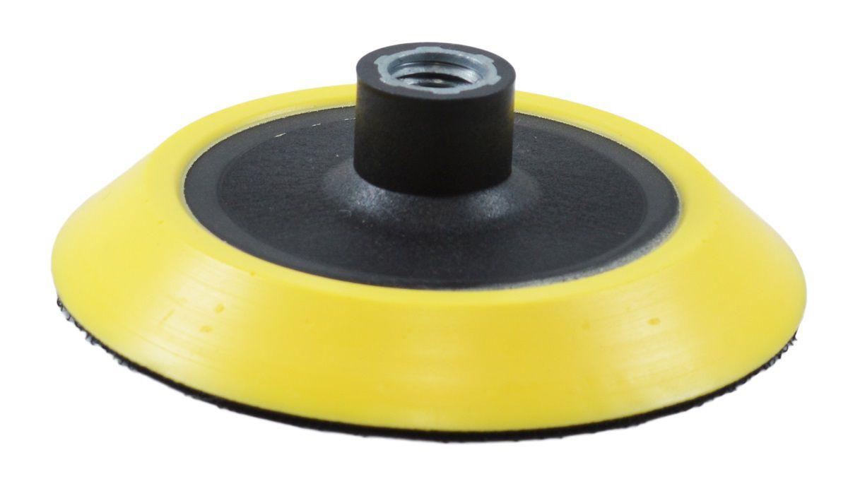 Suporte Polimento para Boinas Velcro Mills Rosca 5/8