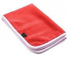 Toalha de Microfibra 40X40 Miracle Vermelha 600GSM SGCB