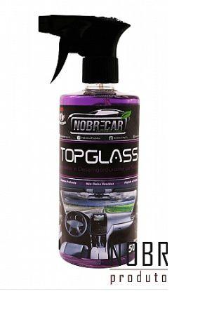 Top Glass 500mL - Limpa Vidros  (Nobre Car)