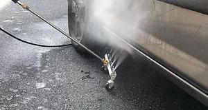 Under Car Lavagem de Chassi Detailer - Para Lavadora de Alta Pressão