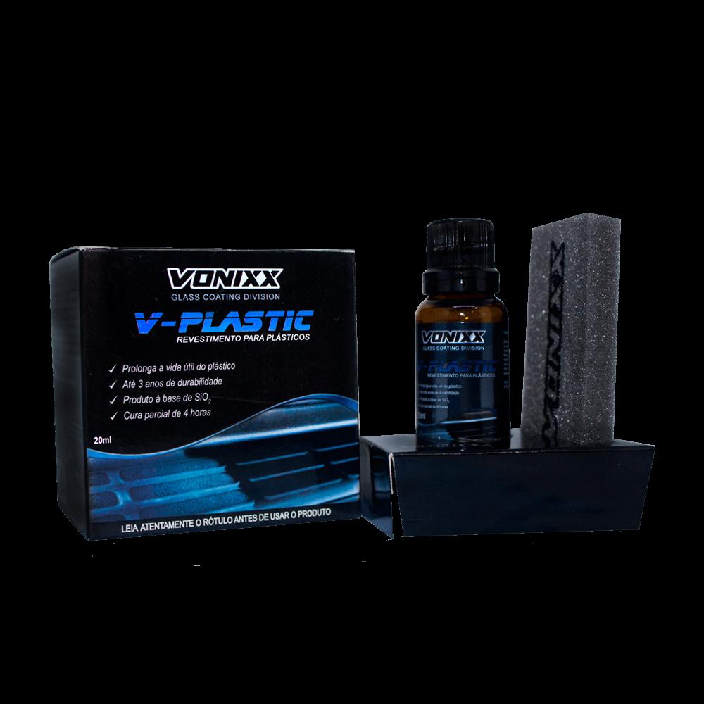 V-Plastic - Vitrificador para Plásticos - Vonixx (20ml)