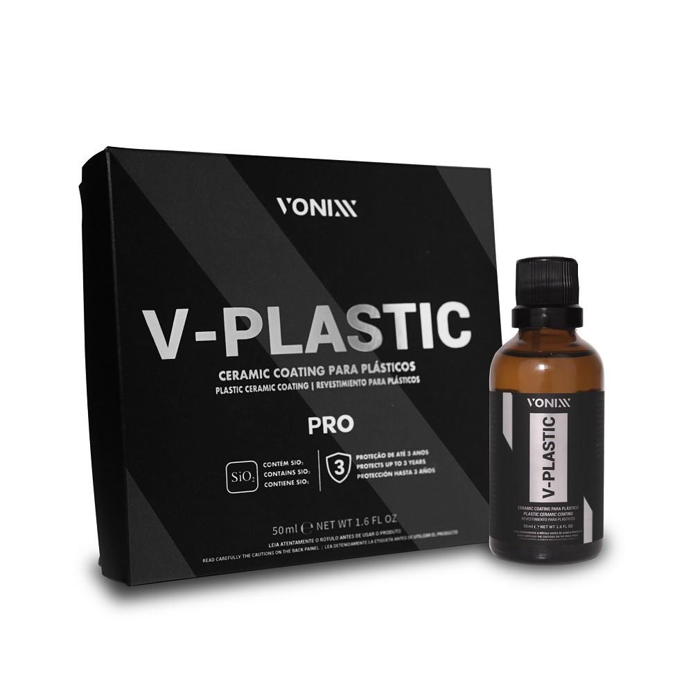 V-Plastic - Vitrificador para Plásticos - Vonixx (50ml)