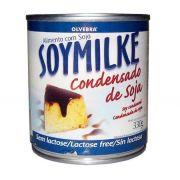 Leite Condensado De Soja Soymilke 330G