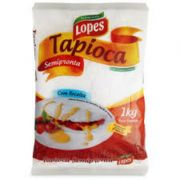 Tapioca Hidratada Lopes 1Kg