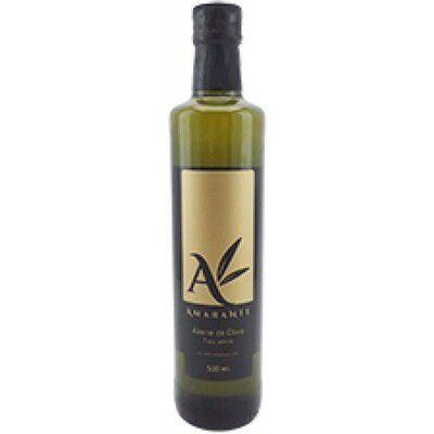 Azeite De Oliva Unico Amarante Vd 500 Ml