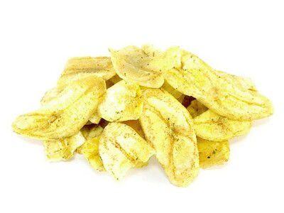 Banana Chips Com Oregano 100g