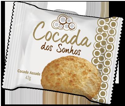 COCADA DOS SONHOS ASSADA