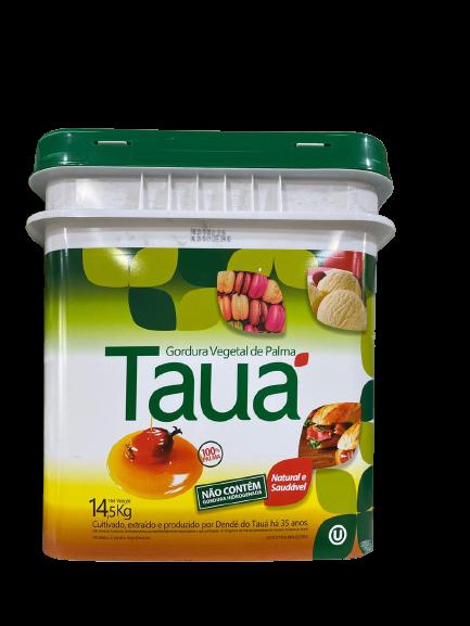 GORDURA DE PALMA 14KG -TAUA
