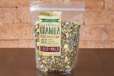 Granola Coco+Maca Granuta 1Kg