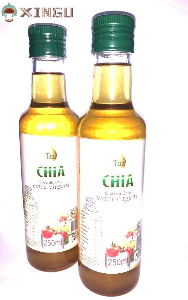 ÓLEO DE CHIA EXTRA VIRGEM  250Ml