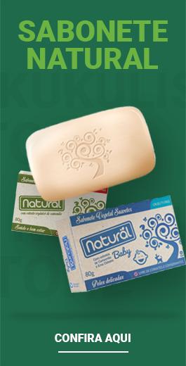 Sabonete Natural