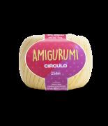 LINHA CÍRCULO AMIGURUMI COR 1112 CREME