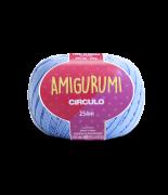 LINHA CÍRCULO AMIGURUMI COR 2137 HORTÊNSIA (AZUL CLARO)