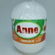LINHA CÍRCULO ANNE COR 8001 BRANCO