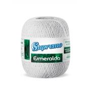 LINHA SUPREMO ESMERALDA 460m COR 01 BRANCO