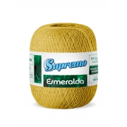 LINHA SUPREMO ESMERALDA 460m COR 07 MOSTARDA