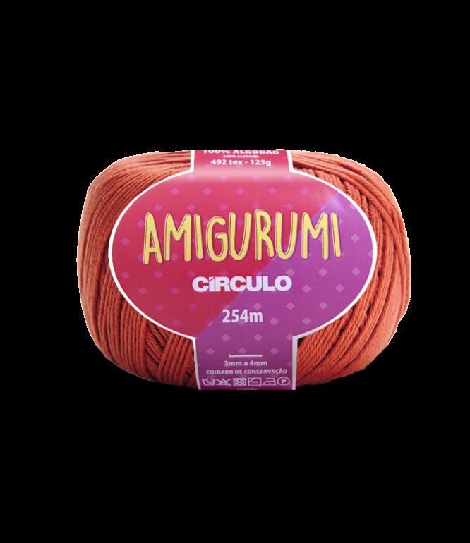 LINHA CÍRCULO AMIGURUMI COR 4095 RUM