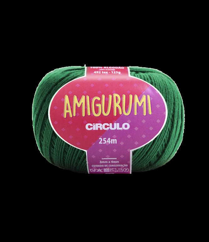 LINHA CÍRCULO AMIGURUMI COR 5767 BANDEIRA