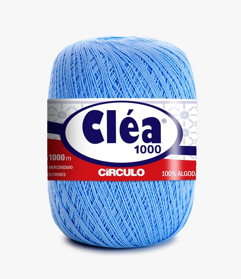 LINHA CÍRCULO CLÉA 1000 COR 2137 HORTÊNSIA