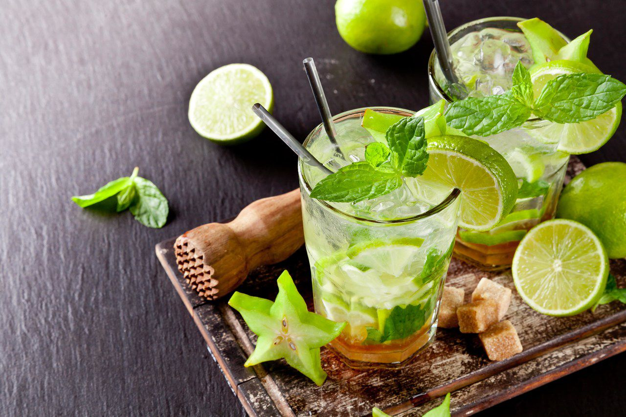 CANUDO PARA DRINKS DE INOX RETO TEKÓGREEN - Ø0,6CM X 16CM