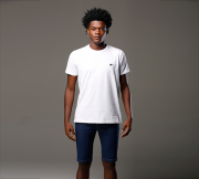 Camiseta Branca Basic