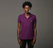 Polo Basic Uva