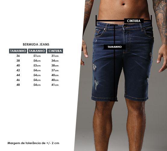 Bermuda Jeans Miami