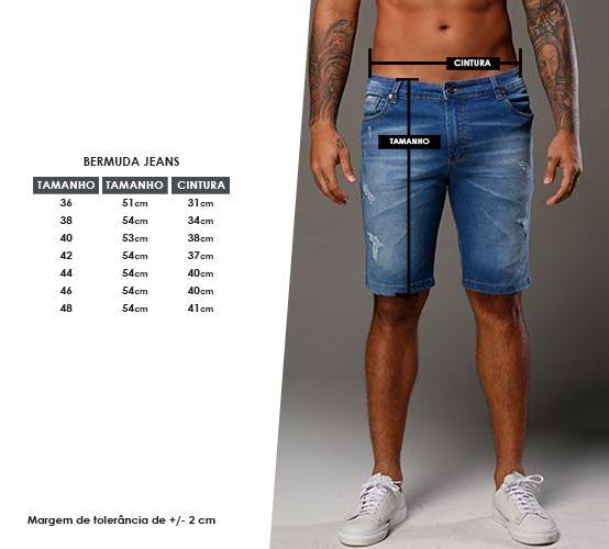 Bermuda Jeans Tokyo