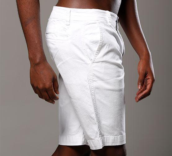 Bermuda Comfort Branca