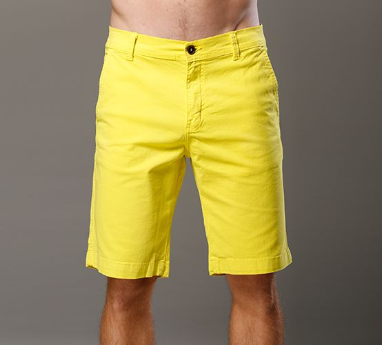 Bermuda Comfort Yellow