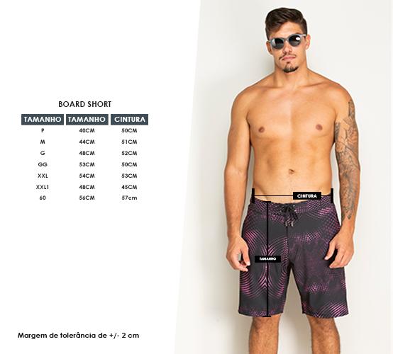 Boardshort Purple
