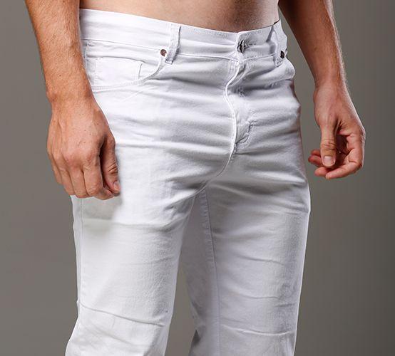 Calça Jeans White
