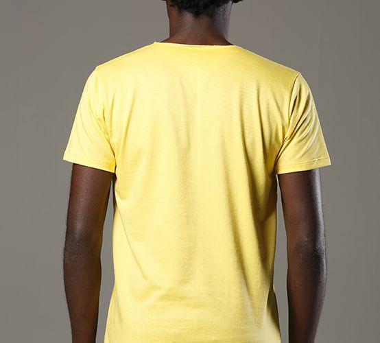Camiseta Oxygene Amarela