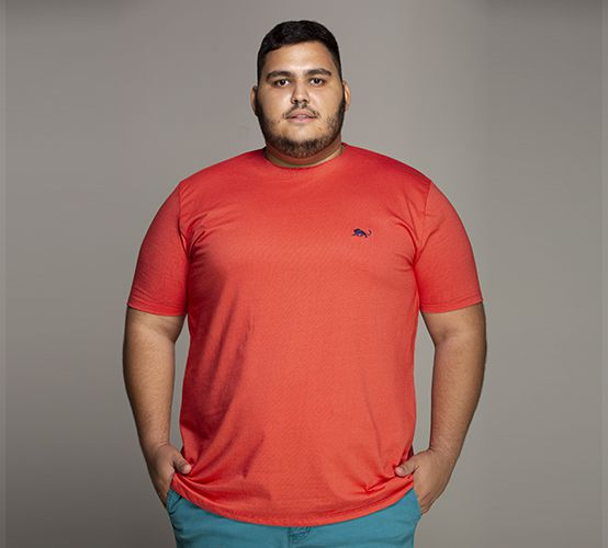 Camiseta Oxygene Vermelha