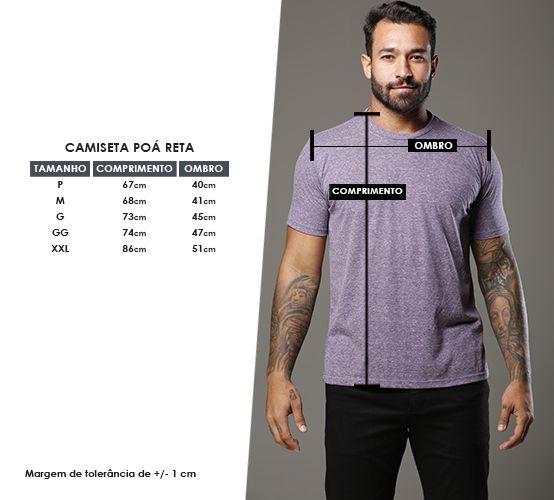 Camiseta Poá Roxa