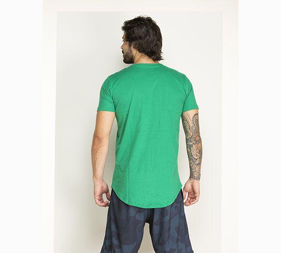 Camiseta Verde Neon Long