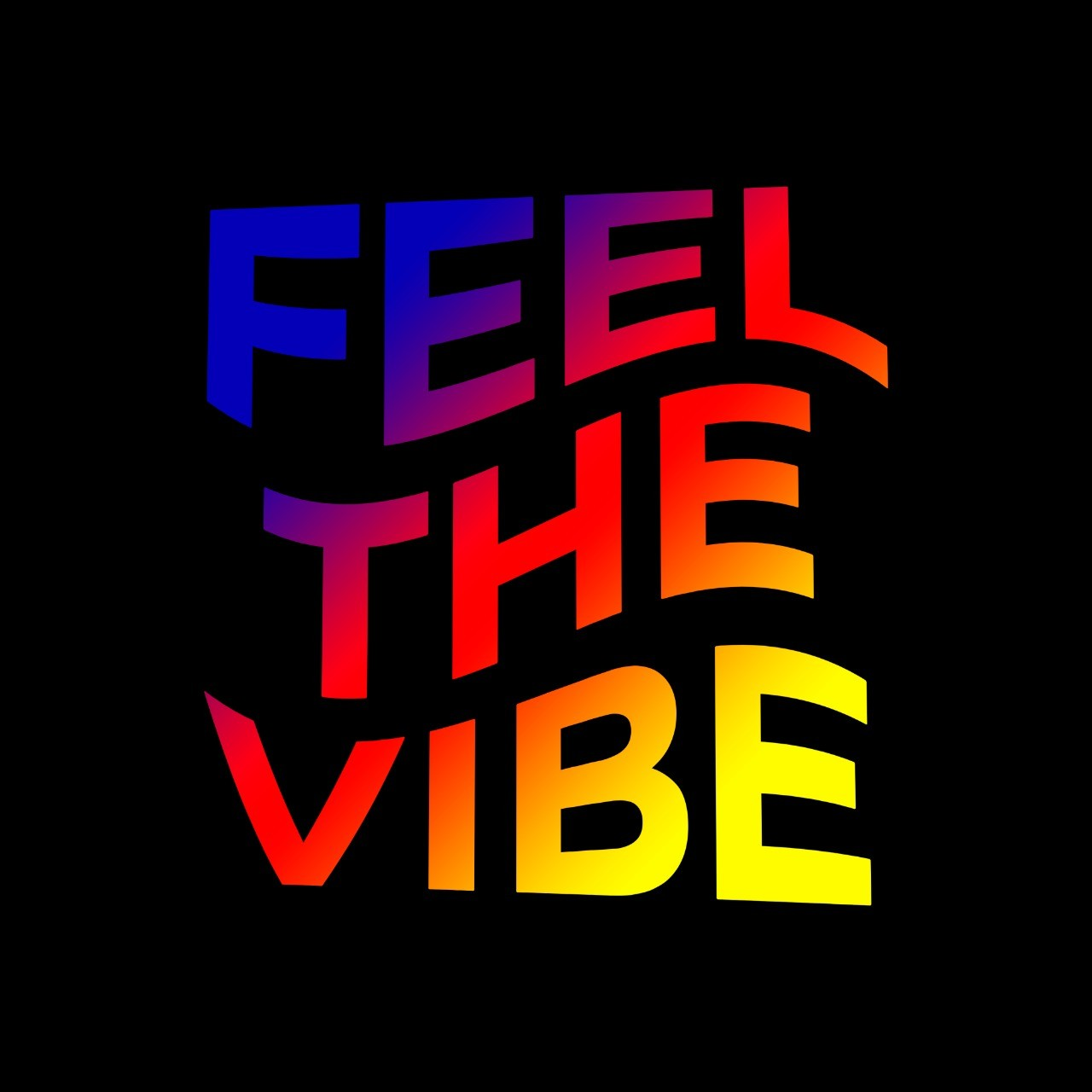 Color Feel the Vibe - Jesus Luz
