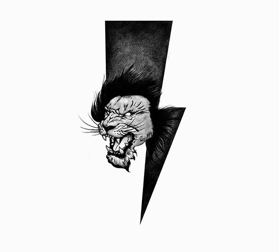 Flash Lion