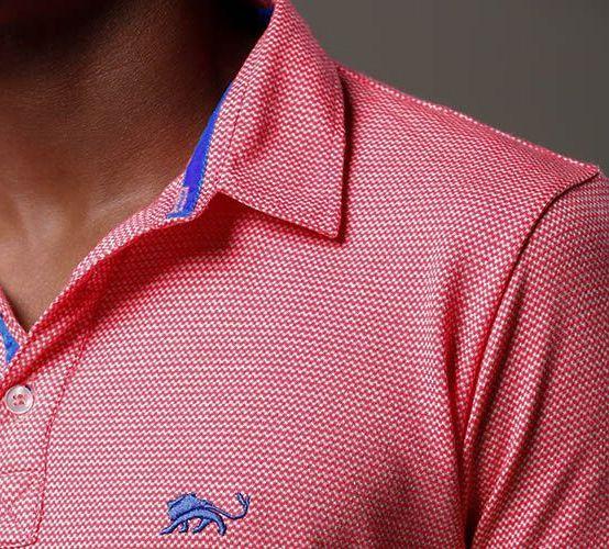 Polo Alpha Pink