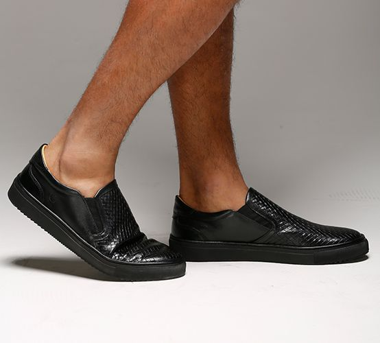 Slip On Trisset Black
