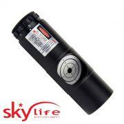 Colimador laser SkyLife para telescópios newtonianos (Padrão de encaixe 1,25 polegadas)