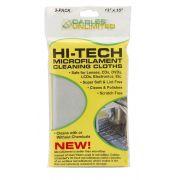 Kit flanelas de limpeza Cable Unlimited - ACCFILA3