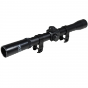 Luneta Skylife 4x20 VT-R Tática de Apontaria para Tiro com Carabinas (Trilho 11mm)