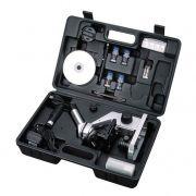 Microscópio Toya biológico XSP-43XT + Câmera digital